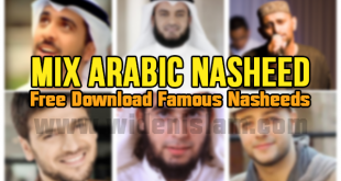 Beautiful Arabic Nasheeds