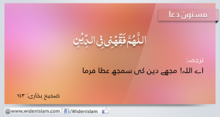 3. Supplications in Hadith