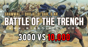 The Battle of Khandaq
